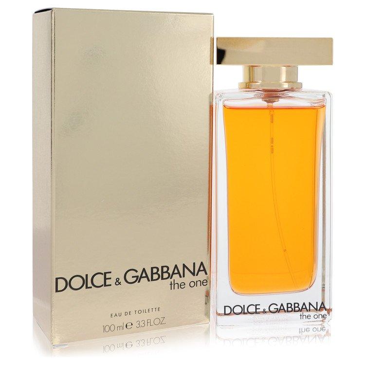 The One by Dolce & Gabbana Eau De Toilette Spray (New Packaging) 3.3 oz for Women