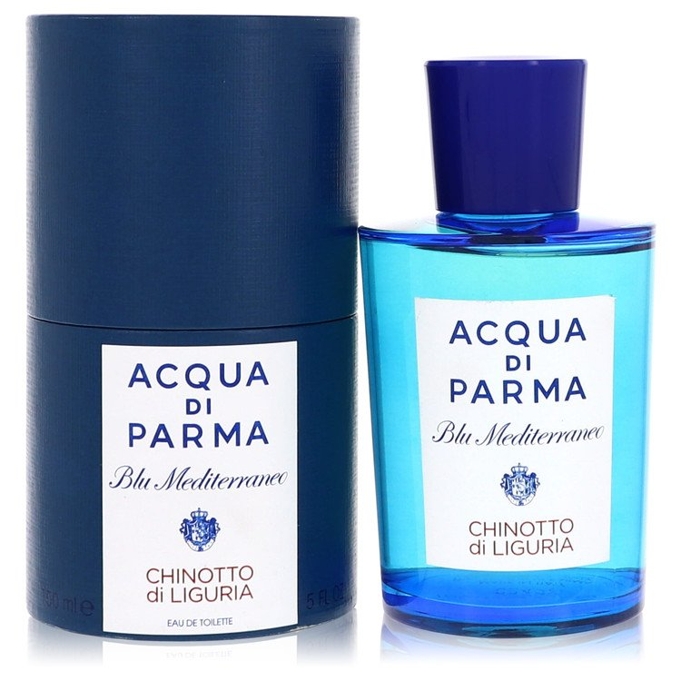 Blu Mediterraneo Chinotto Di Liguria by Acqua Di Parma Eau De Toilette Spray (Unisex) 5 oz