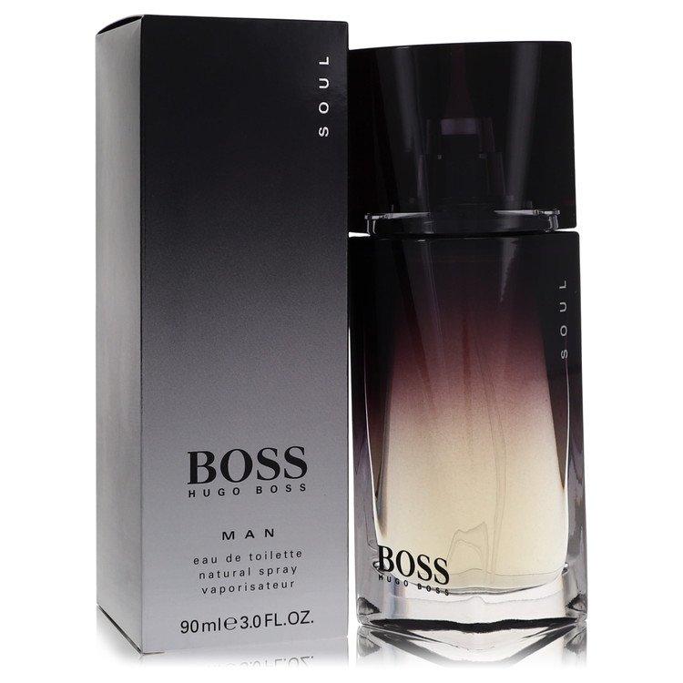 Boss Soul by Hugo Boss Eau De Toilette Spray 3 oz for Men
