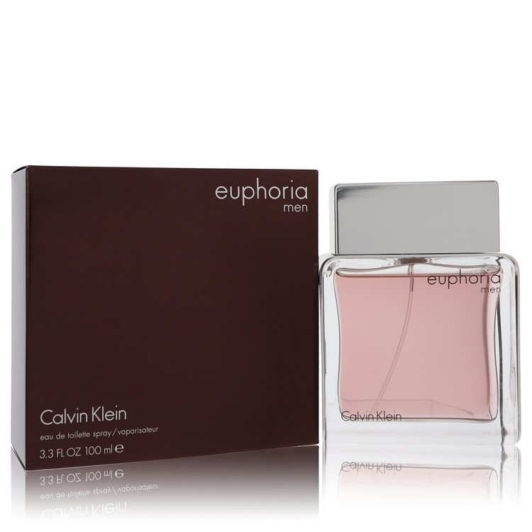 Euphoria by Calvin Klein Eau De Toilette Spray 3.4 oz for Men