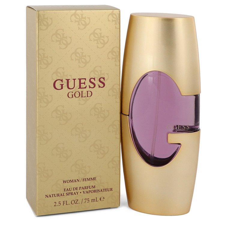 Guess Gold by Guess Eau De Parfum Spray 2.5 oz for Women