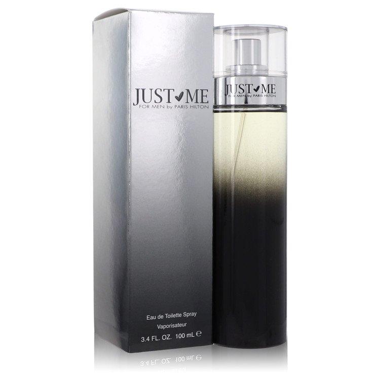 Just Me Paris Hilton by Paris Hilton Eau De Toilette Spray 3.4 oz for Men