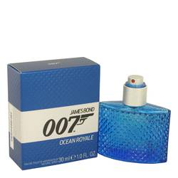 007 Ocean Royale Cologne by James Bond, 30 ml Eau De Toilette Spray for Men