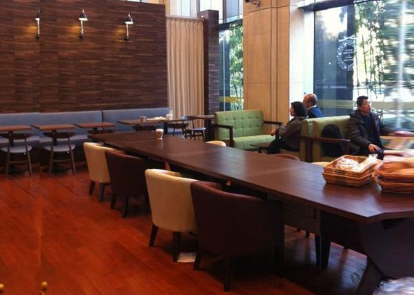 Modern Restaurant Booth Seating Images