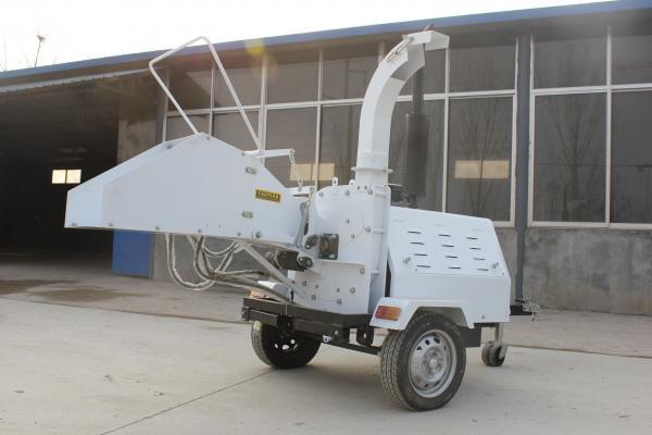 Mechanical Garden Shredder