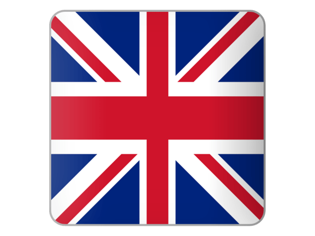 Square icon. Download flag icon of United Kingdom at PNG format