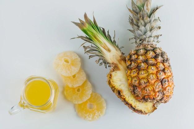 Sucos naturais : Suco de Abacaxi