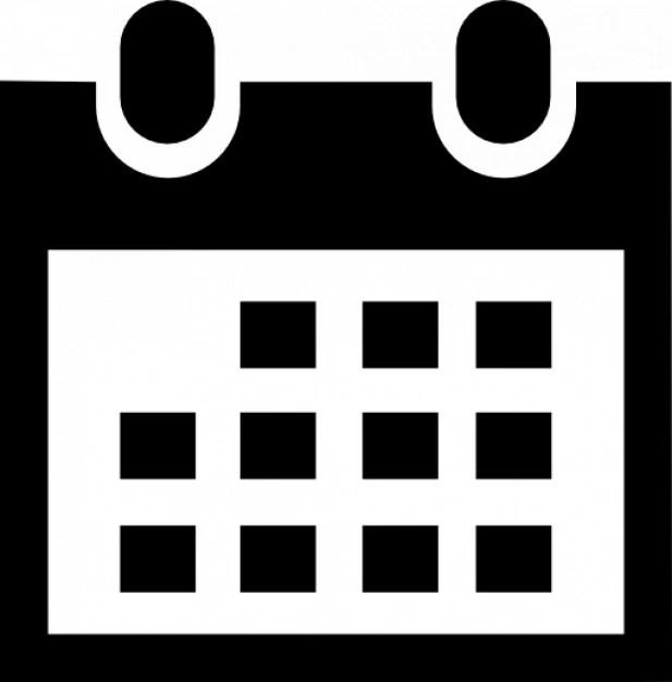 Free Icon Calendar 31th Vector