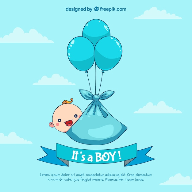Birth Vectors Photos And Psd Files Free Download