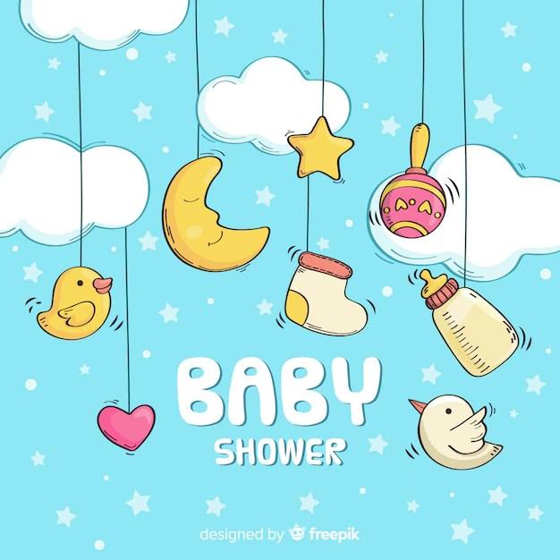 Download Desain Kartu Ucapan Kelahiran Bayi Psd Ala Model Kini