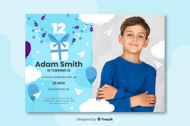 birthday boy images free vectors