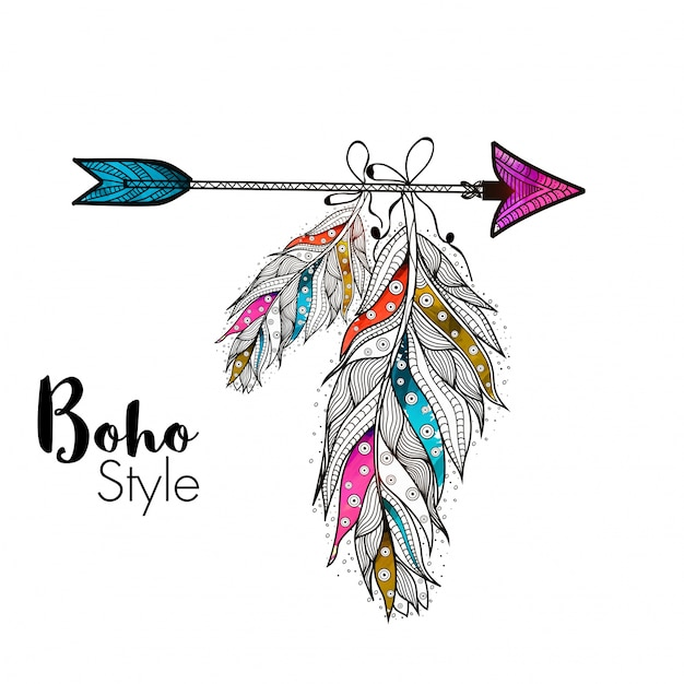Boho Vectors Photos And PSD Files Free Download