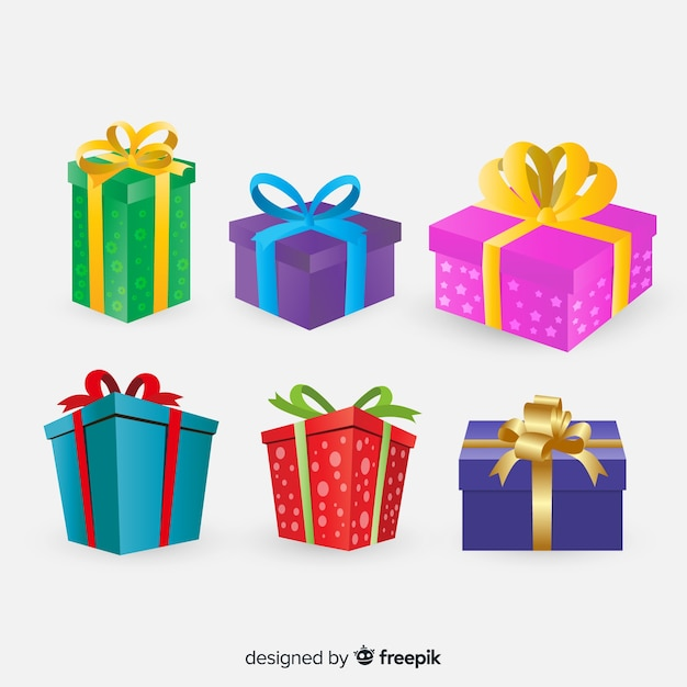 Gift Box Vectors Photos And PSD Files Free Download