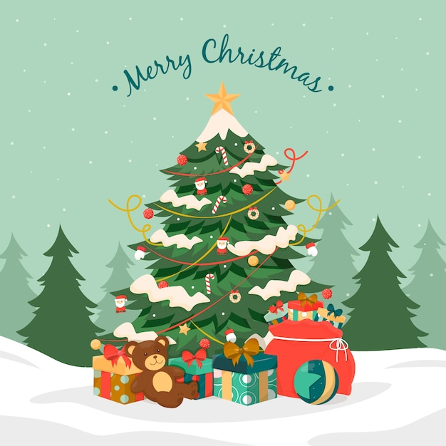 Christmas Tree Images Free Vectors Stock Photos Psd