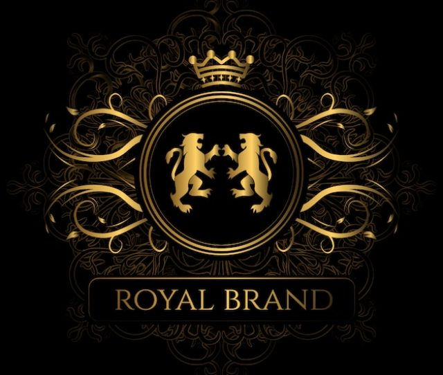 Elegant Royal Brand Background