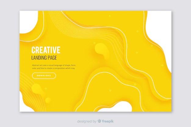 Download Free Mock Up Freepik Yellow Images
