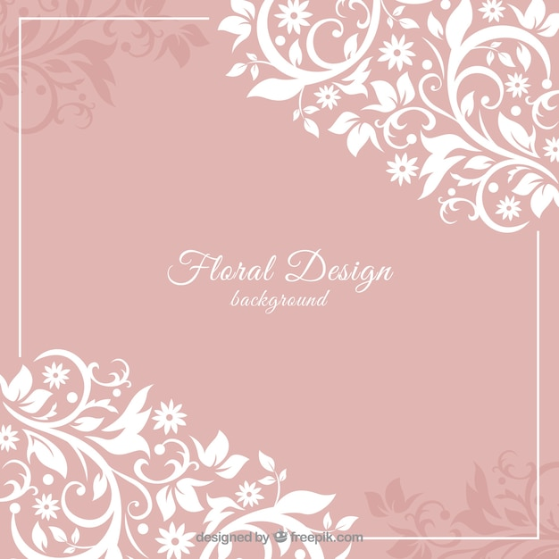 Floral Background Vectors Photos And PSD Files Free