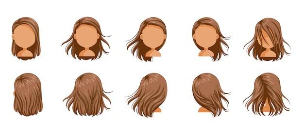 Có nhiều yêu cầu nhất định để bạn có thể làm tóc giả từ chính tóc mình (Ảnh: Sưu tầm)