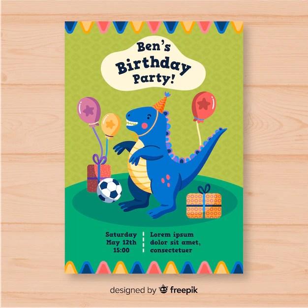 dinosaur birthday party images free