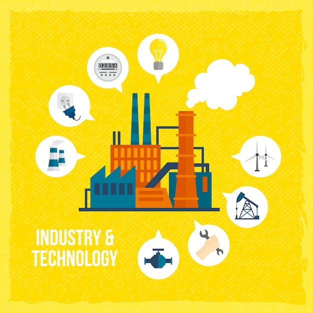 Industry Vectors Photos And PSD Files Free Download