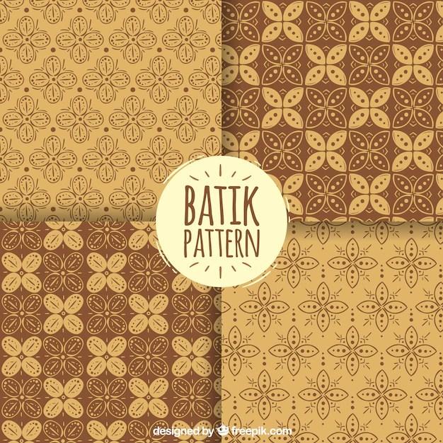 Batik Vectors Photos And Psd Files Free Download