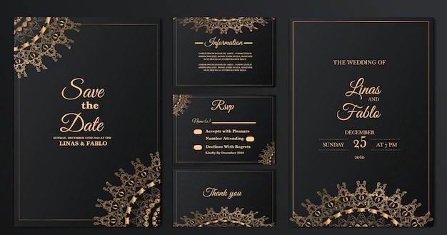 invitation card images free vectors