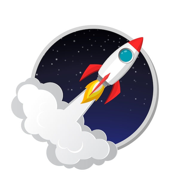 Rocket Launch Vectors Photos And PSD Files Free Download
