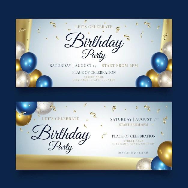 images de invitation anniversaire 51