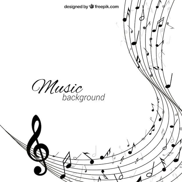 vecteurs de notes de musique et photos ressources graphiques
