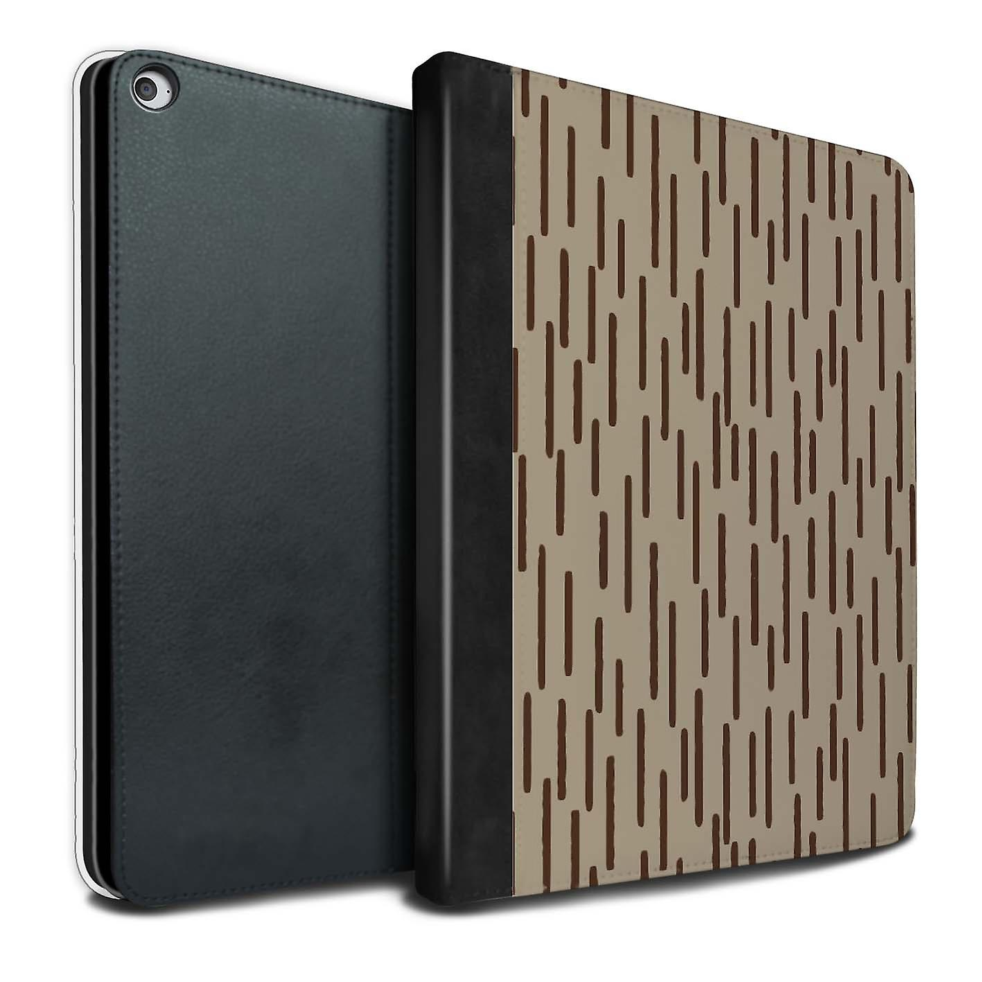 Stuff4 Pu Leather Book Cover Case For Apple Ipad Pro 12 9