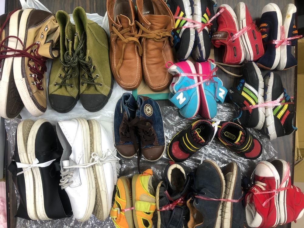 富發牌太好穿又穿不壞怎麼辦?舊鞋也能做公益!