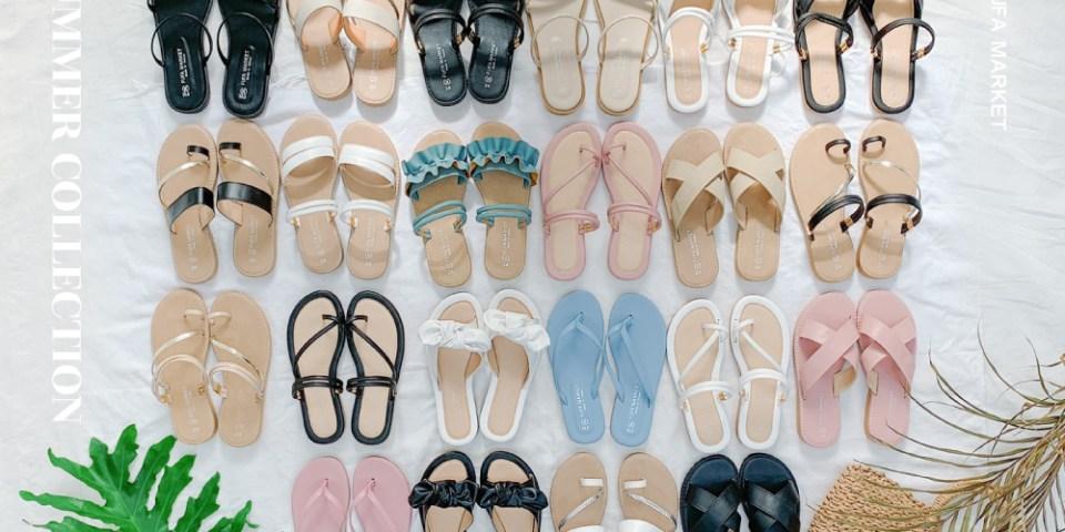 2020今夏必備涼拖鞋推薦!超人氣女鞋穿搭介紹