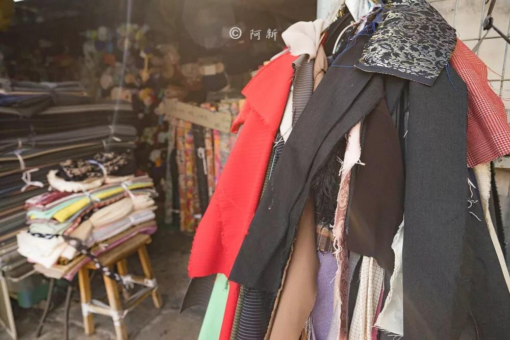 香港布料圖書館/欽州街小販市場-09