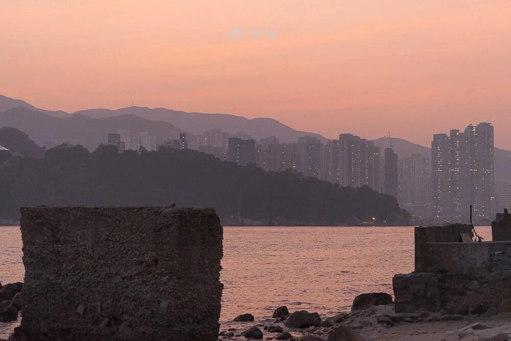 香港鯉魚門三家村,鯉魚門三家村,鯉魚門,三家村,石礦山,香港鯉魚門,香港九龍景點,香港-27