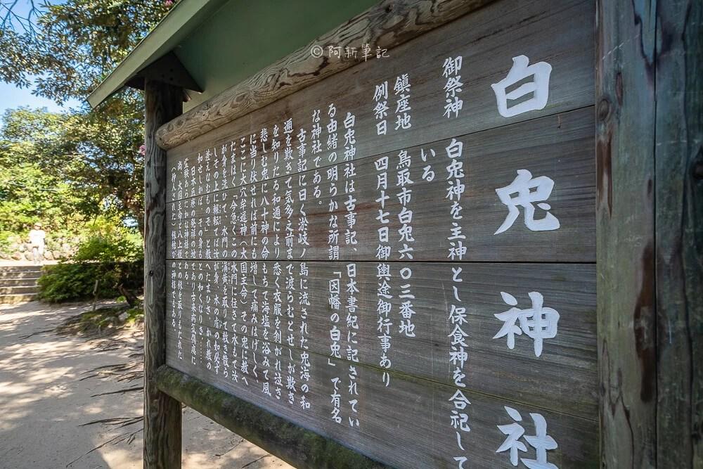 白兔神社,白兔神社御朱印,白兔神社解籤,白兔神社浦富海岸,白兔神社朱印帳,鳥取景點,鳥取神社,鳥取旅遊,鳥取自由行,日本旅遊,日本自由行