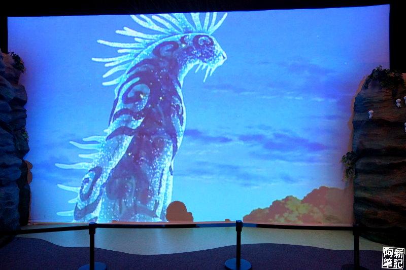 台中吉卜力的動畫世界特展-44