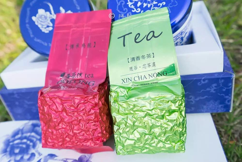 鹿谷芯茶濃凍頂烏龍茶專賣店-07