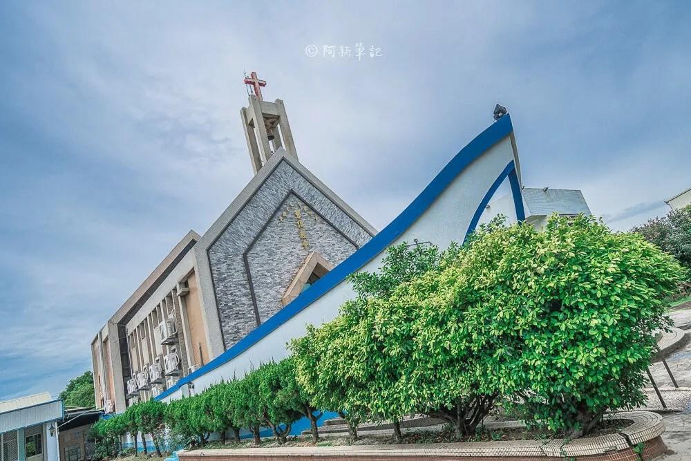 磐頂教堂,東海磐頂教堂,台中磐頂教堂,台中景點,台中旅遊