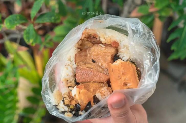 DSC07628 - 太平超狂控肉飯糰│飯糰吃的到控肉?這間台中飯糰實在有夠誇張!