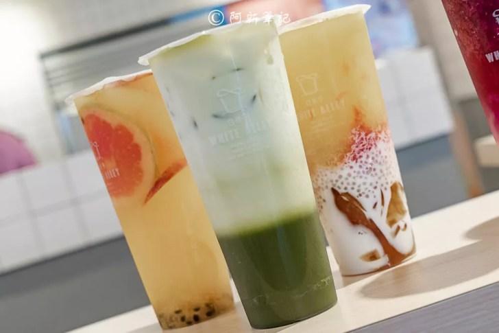 DSC02391 - 熱血採訪│芝士奶蓋必喝!從嘉義紅到國外的白巷子,台中也能喝得到,日本民眾大排長龍為了這一味