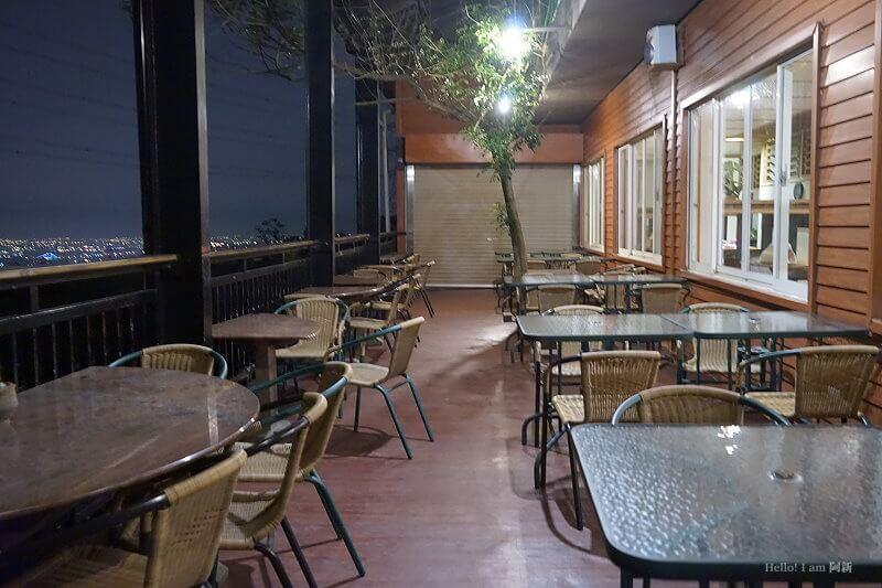岳家庄夜景咖啡廳-7