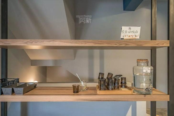 DSC07019 - Pluto Espressoria|台中南屯咖啡館,深藍色系搭寬敞空間,工業風環境超好拍。