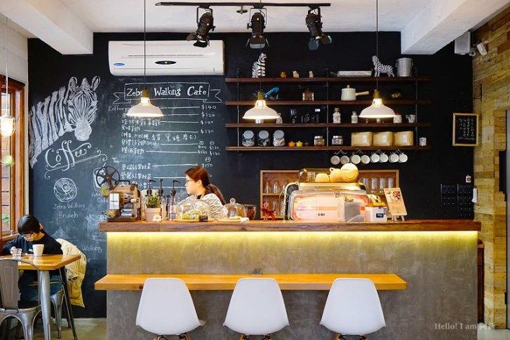 DSC05682 - 斑馬散步咖啡|國美館咖啡館推薦,氣氛棒、餐點佳,值得讓人回訪的一家!(暫停營業)