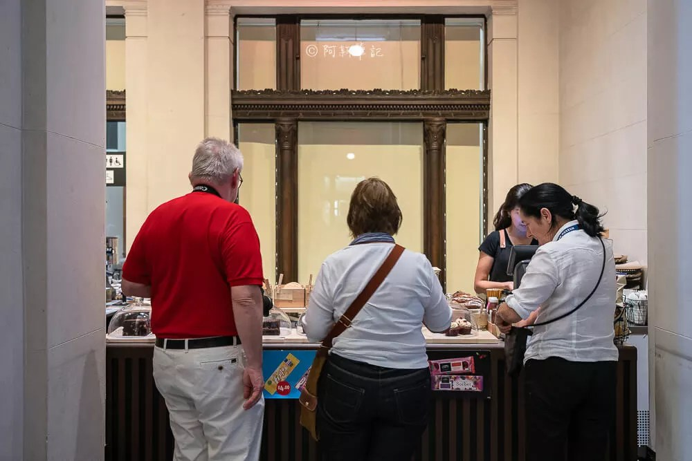 1929 Espresso Bar,奧克蘭戰爭紀念博物館 咖啡館,奧克蘭戰爭紀念博物館 餐廳,奧克蘭戰爭紀念博物館 美食,奧克蘭博物館咖啡館,奧克蘭咖啡館,紐西蘭自由行,紐西蘭旅遊
