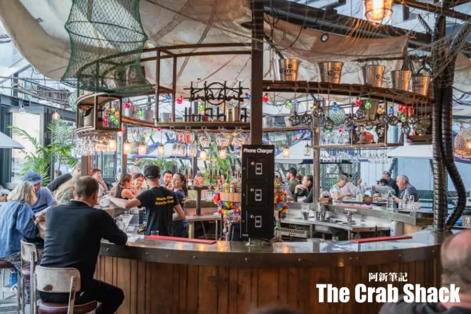 The Crab Shack,奧克蘭美食,奧克蘭餐廳,奧克蘭海鮮,奧克蘭海鮮餐廳,奧克蘭港口餐廳,auckland restaurant,紐西蘭自由行,紐西蘭旅遊,紐西蘭美食