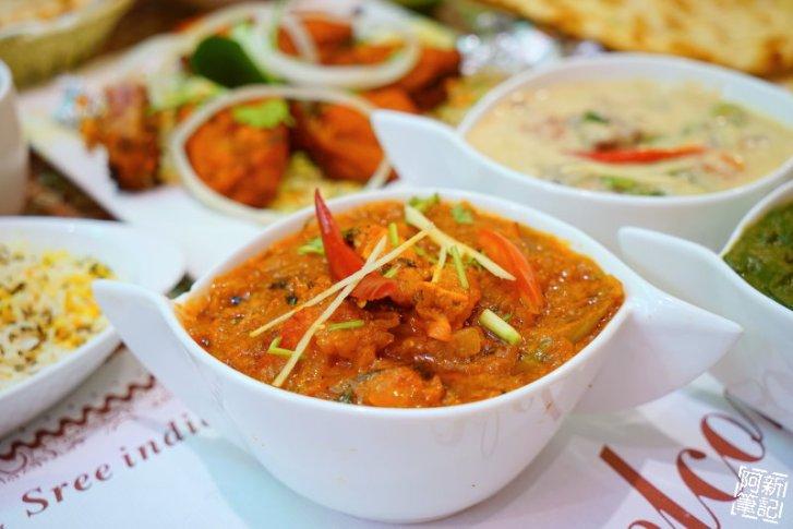 DSC01001 - 【熱血採訪】斯里瑪哈印度餐廳|隱藏公益路美食,道地印度料理超夠味,推薦印度蒜味烤餅、印式棒棒腿、蒜味羊肉咖哩~