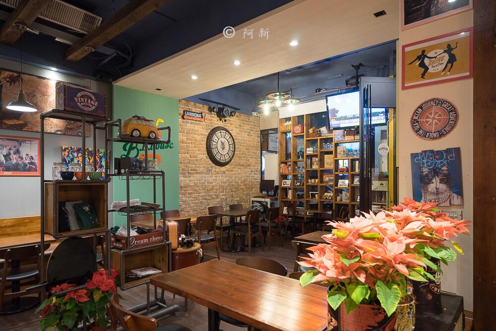 台中bbhouse美式餐廳-17
