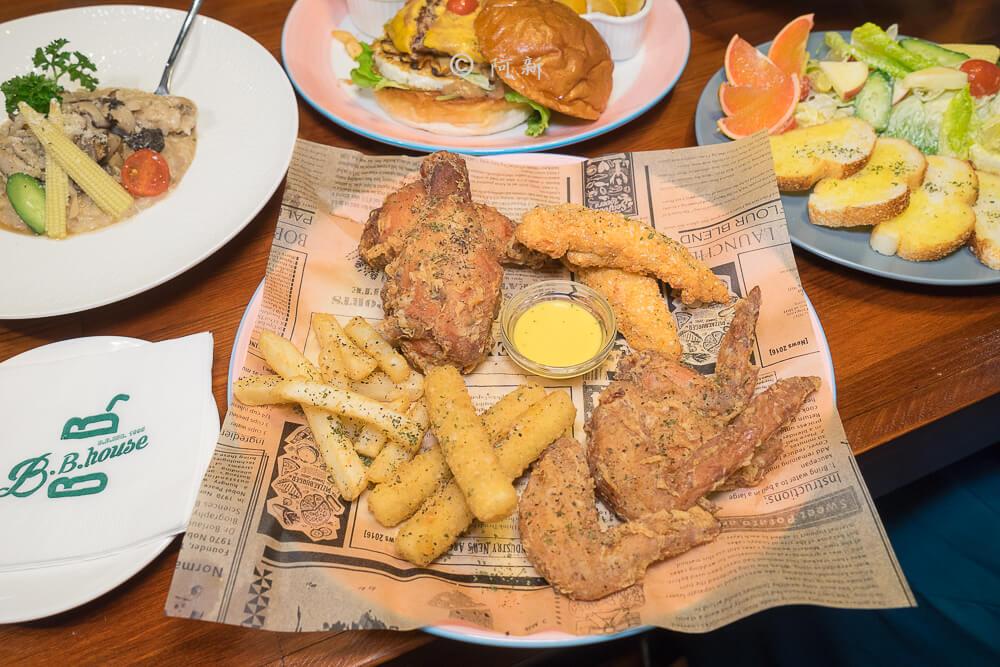 台中bbhouse美式餐廳-48