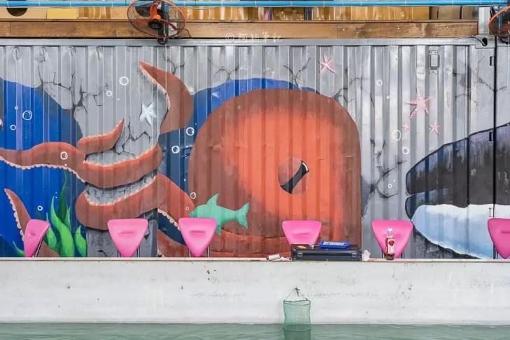 DSC04517 - 熱血採訪│台中釣蝦場2.0升級,有親子遊戲室、餐廳區,更是禁菸的鴻里釣蝦場,假日悠閒首選!