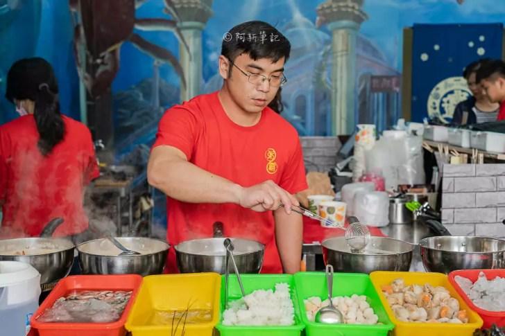 DSC01184 - 熱血採訪│台中浮誇海鮮粥來啦!龍蝦、螃蟹、鮮蝦吃到你不要不要的粥霸特色海鮮粥品(已更名)